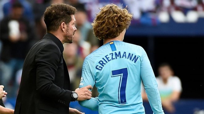 Massive statement made on the partnership of Messi and Griezmann.
