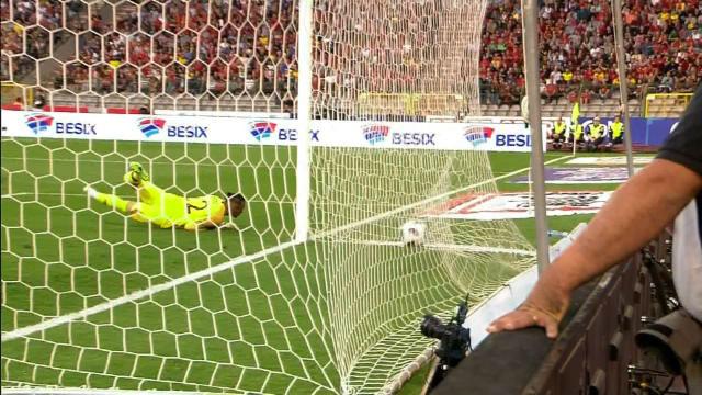 Sin goles en el encuentro entre Bélgica y Portugal
