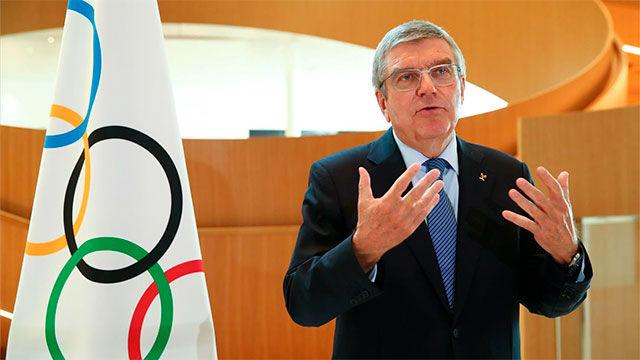 Thomas Bach, tras postponer Tokio 2020: Hubo atletas críticos