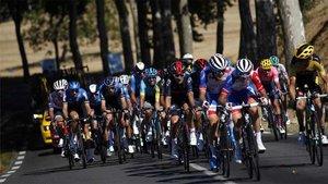 El Tour ya dejó atrás los Pirineos