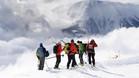 Tres esquiadores españoles han fallecido en los Alpes suizos