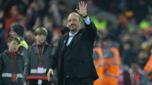 El West Ham podría fichar a Rafa Benítez como nuevo técnico