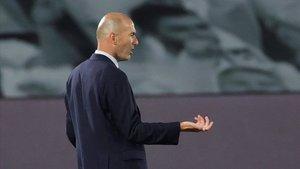 Zidane analizó un triunfo vital para su equipo