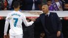 Zidane se moja por Cristiano Ronaldo