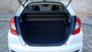 Prueba Honda Jazz Dynamic 1.5 i-VTEC.