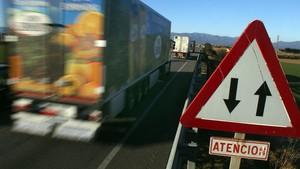 El 73% de los conductores afirma tomar malas decisiones por culpa de la señalización.