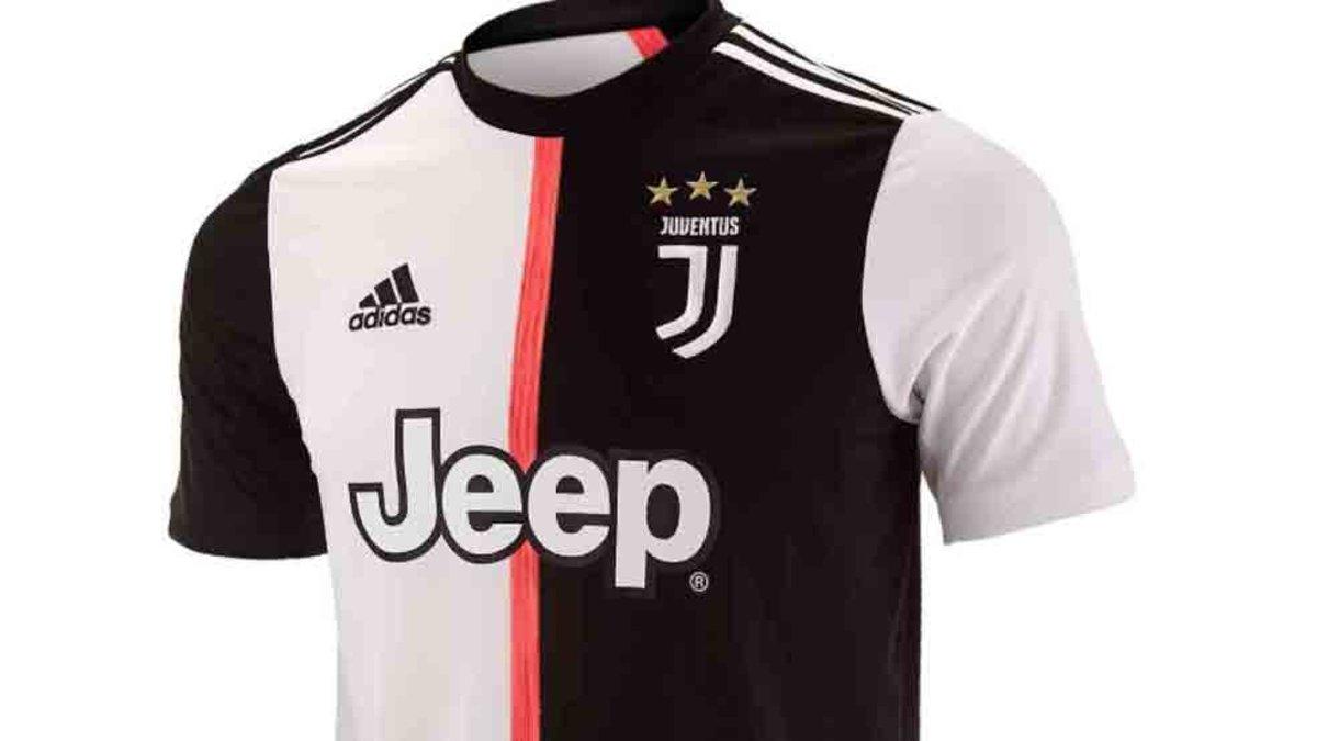 bfa3ff0bcc La nueva camiseta de la Juventus divide a los aficionados