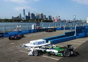 La Fórmula E vuelve a las calles de Nueva York