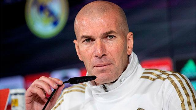 """Zidane: """"Reinier es un jugador de futuro"""""""
