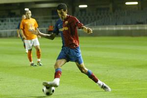 17.Sergio Busquets 2008-2009