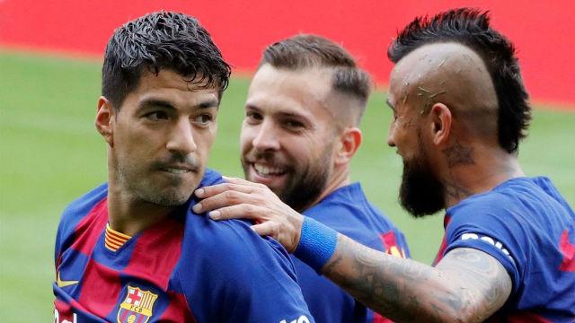 El 1x1 del Celta - Barça