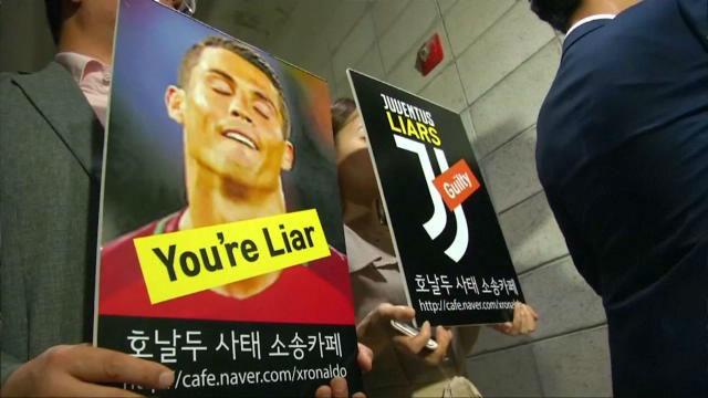 Aficionados coreanos reclaman compensación por la ausencia de Cristiano en un amistoso