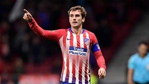 Antoine Griezmann decidió seguir en el Atlético de Madrid pese a la oferta del Barça