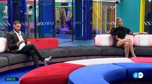 Antonio David y Alba Carrillo se reencuentran de la peor forma en GH VIP 7