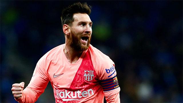 Así han narrado las radios el golazo de Messi