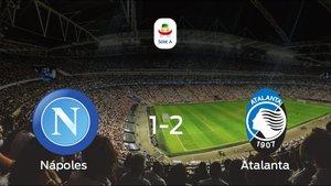 El Atalanta se lleva tres puntos a casa tras derrotar 1-2 al Nápoles
