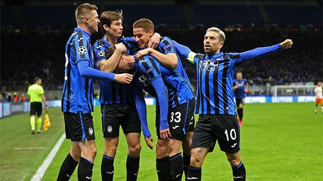 El Atalanta no tuvo rival y el Valencia se lleva una goleada de Italia