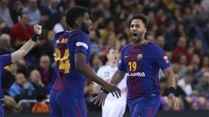El Barça Lassa buscará en Suecia la segunda plaza del grupo
