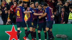 El Barça puede celebrar el título este sábado