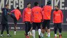 El Barcelona empezará a preparar el clásico este lunes