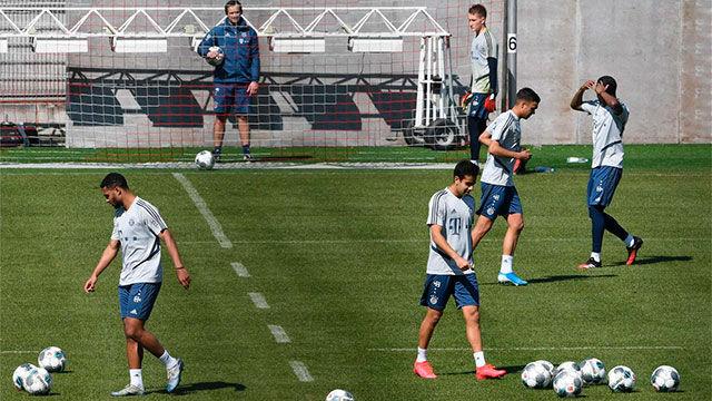 El Bayern, el primer grande que vuelve a los entrenamientos en la crisis del coronavirus