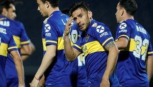 Boca Juniors empieza a agarrar víada en el torneo