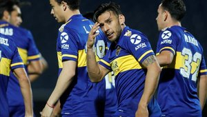 Boca Juniors, vigente campeón de Argentina