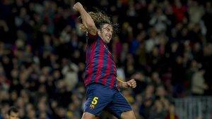 Carles Puyol, una gran leyenda del barcelonismo