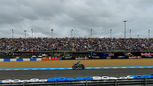 El circuito de Jerez del GP de España de MotoGP (ES)