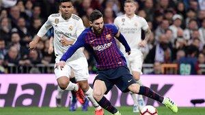 El clásico Barça-Real madrid eel camp Nou ya tiene fecha: el 18 de diciembre