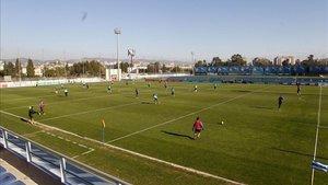 El club hará una fuerte inversión para remodelar la ciudad deportiva