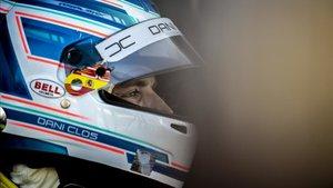 Dani Clos este fin de semana en el European Le Mans Series