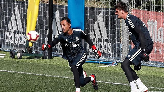 La decisión de Lopetegui para la crisis de la portería del Real Madrid
