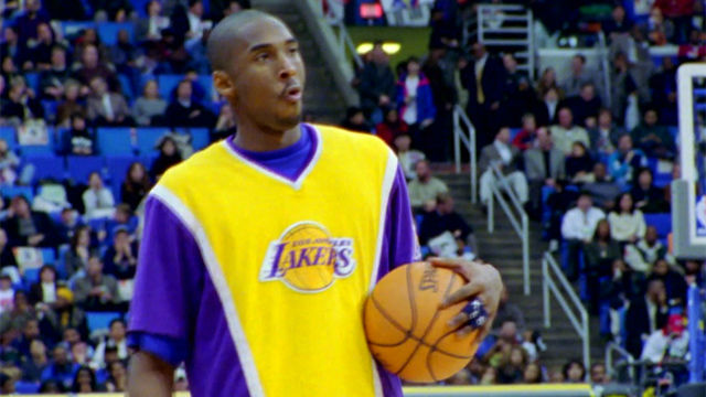 El día que Kobe Bryant ganó el concurso de mates en 1997