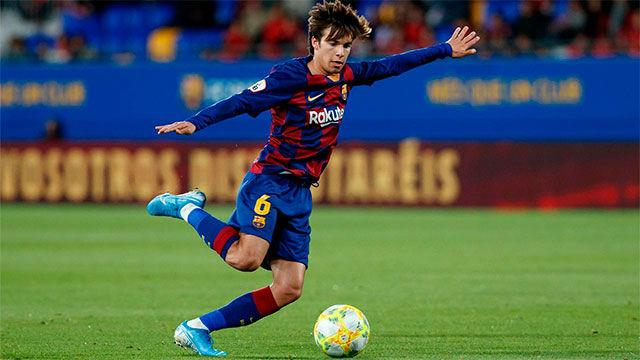 Digno de recordar: así fue el golazo por toda la escuadra de Riqui Puig con el Barça B