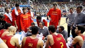 España quiere volver a la senda de la victoria ante Letonia