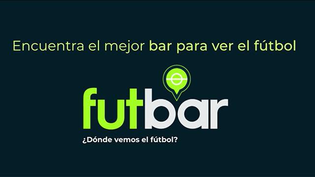 Futbar, la aplicación para saber en qué bar se puede ver fútbol