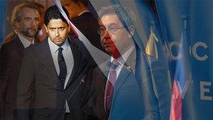 La guerra Barça-PSG sigue muy viva