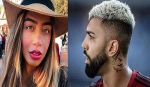La hermana de Neymar podría estar embarazada de Gabigol