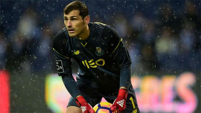 Iker Casillas, ingresado por un infarto