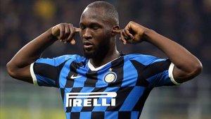 El Inter vence al Genoa con un Lukaku sobresaliente