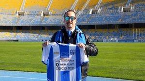 Juan Pedro Benali, entrenador del Ittihad de Tánger