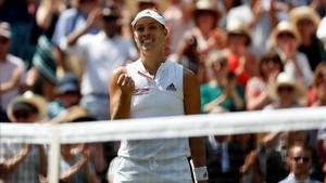 Kerber, a la final contra Serena