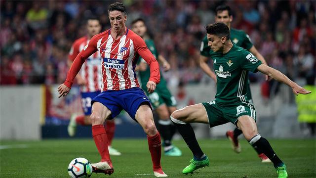 El Atlético se deja ir pensando en la Europa League