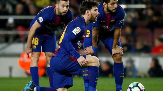 Vea los goles del FC Barcelona - Girona