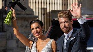 Las mejores fotos de la boda de Sergio Ramos (ES)