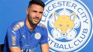 El Leicester anunció el fichaje de Iborra
