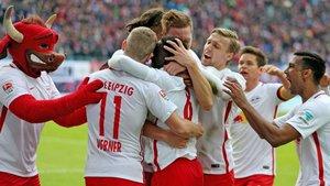 El Leipzig prohibirá volar a sus jugadores en los días de descanso si es por ocio