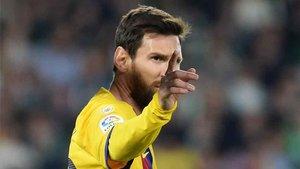 Leo Messi recordó lo profunda que es la herida de Roma y, sobre todo, Anfield