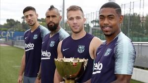 Los fichajes del Barça tras ganar la Supercopa
